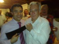 Cu domnul Mugur Isarescu
